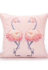Jellycat Glad To Be Me Pink Cushion