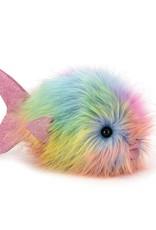 Jellycat Disco Fish Rainbow