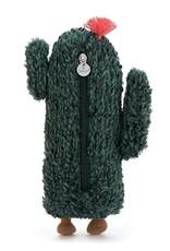 Jellycat Amuseables Cactus Zip Bag