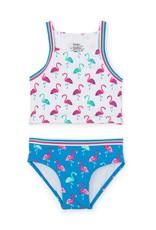 Hatley Fancy Flamingos Tankini Set