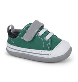 See Kai Run Stevie Infant Green/Grey