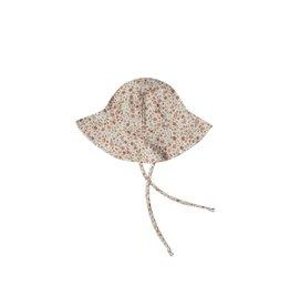 Rylee & Cru Rylee & Cru floppy sun hat flower field