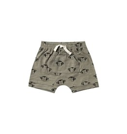 Rylee & Cru Rylee & Cru monkey front pouch short