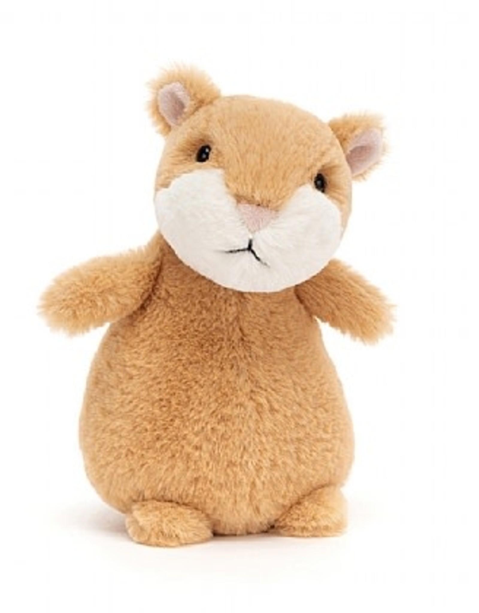 Jellycat Happy Cinnamon Hamster