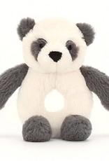 Jellycat Bashful Panda Ring Rattle