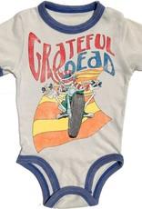 Rowdy Sprout Grateful Dead Short Sleeve Onesie