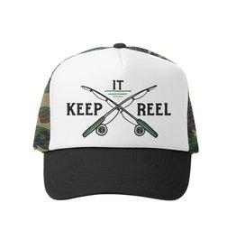Keep it Reel Trucker Hat