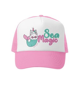 Sea Magic Trucker Hat