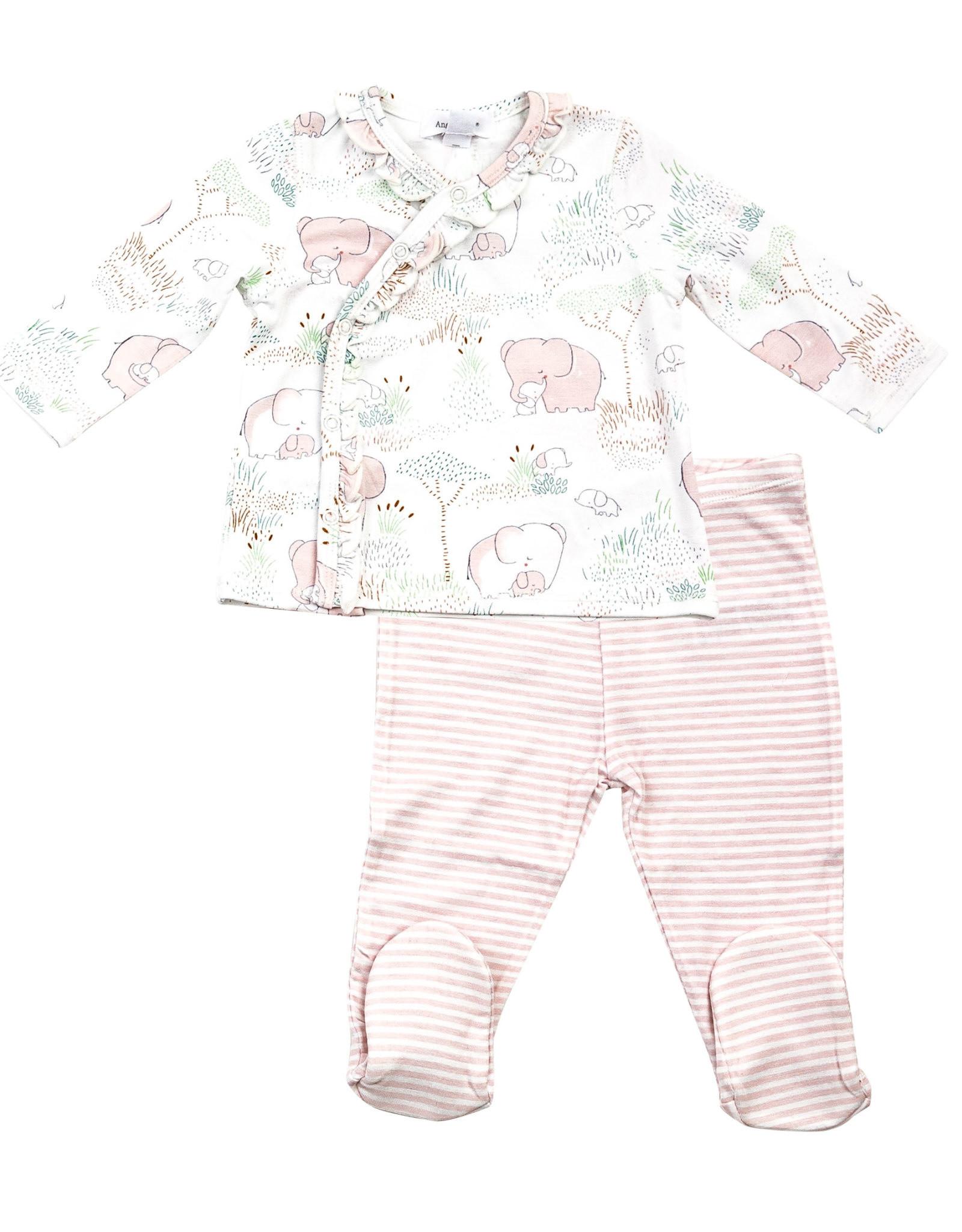 Angel Dear Angel Dear Elephants Pink TMH Set