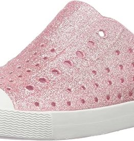 Jefferson Milk Pink Bling/ Shell White