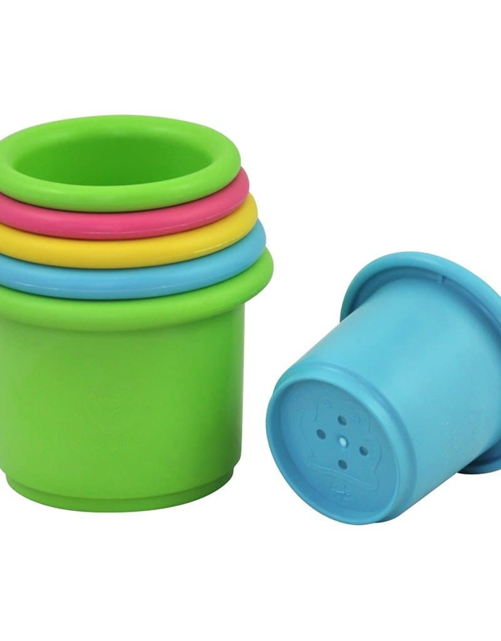 Green Sprouts Stacking Cups from Plants