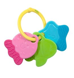 Green Sprout Teething Keys