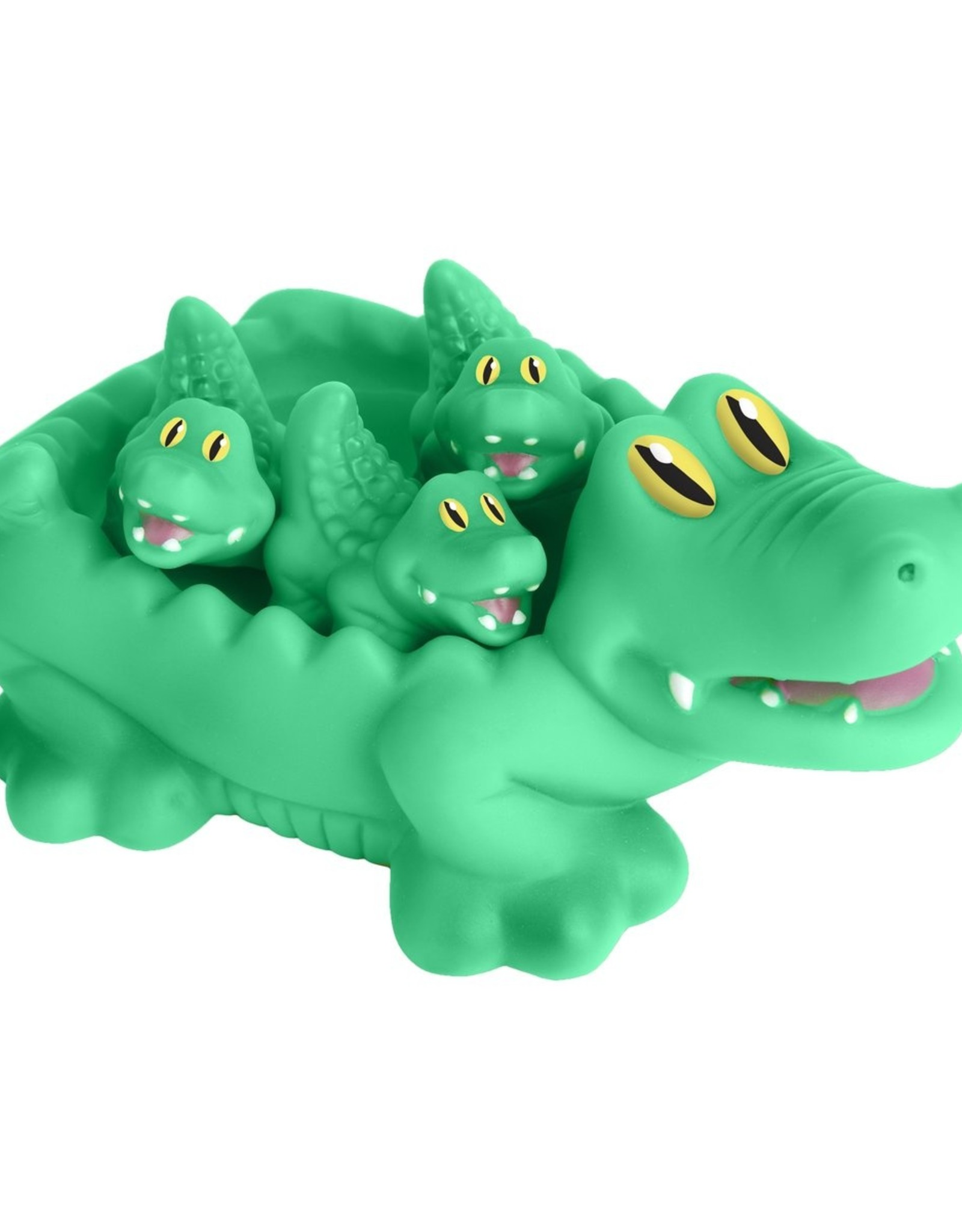 Croc Family Bath Toy
