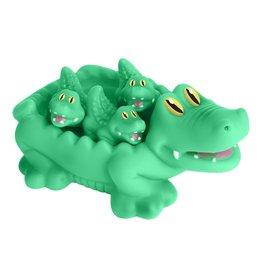 Croc Family Bath Toy