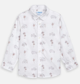Mayoral Mayoral Palm Jeep Button Down