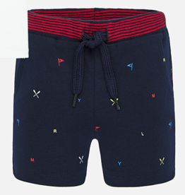 Mayoral Mayoral Mini Navy Oar Shorts
