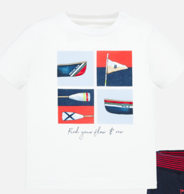 Mayoral Mayoral Mini Lake Sport Graphic Tee