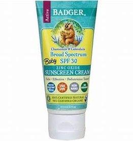 Badger Baby Sunblock Cream
