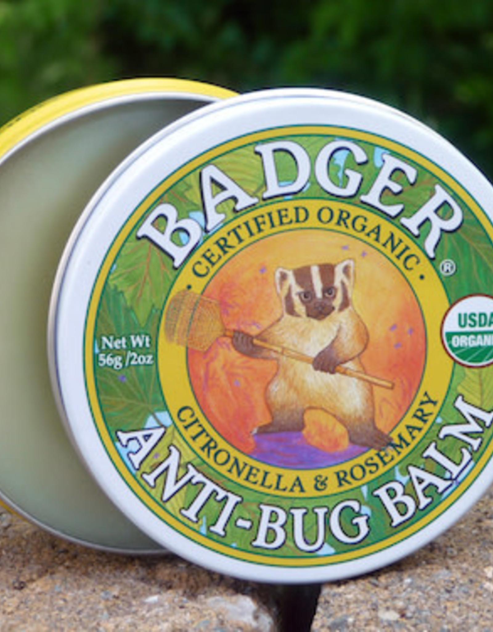 Badger Anti-Bug Balm Tin 2oz