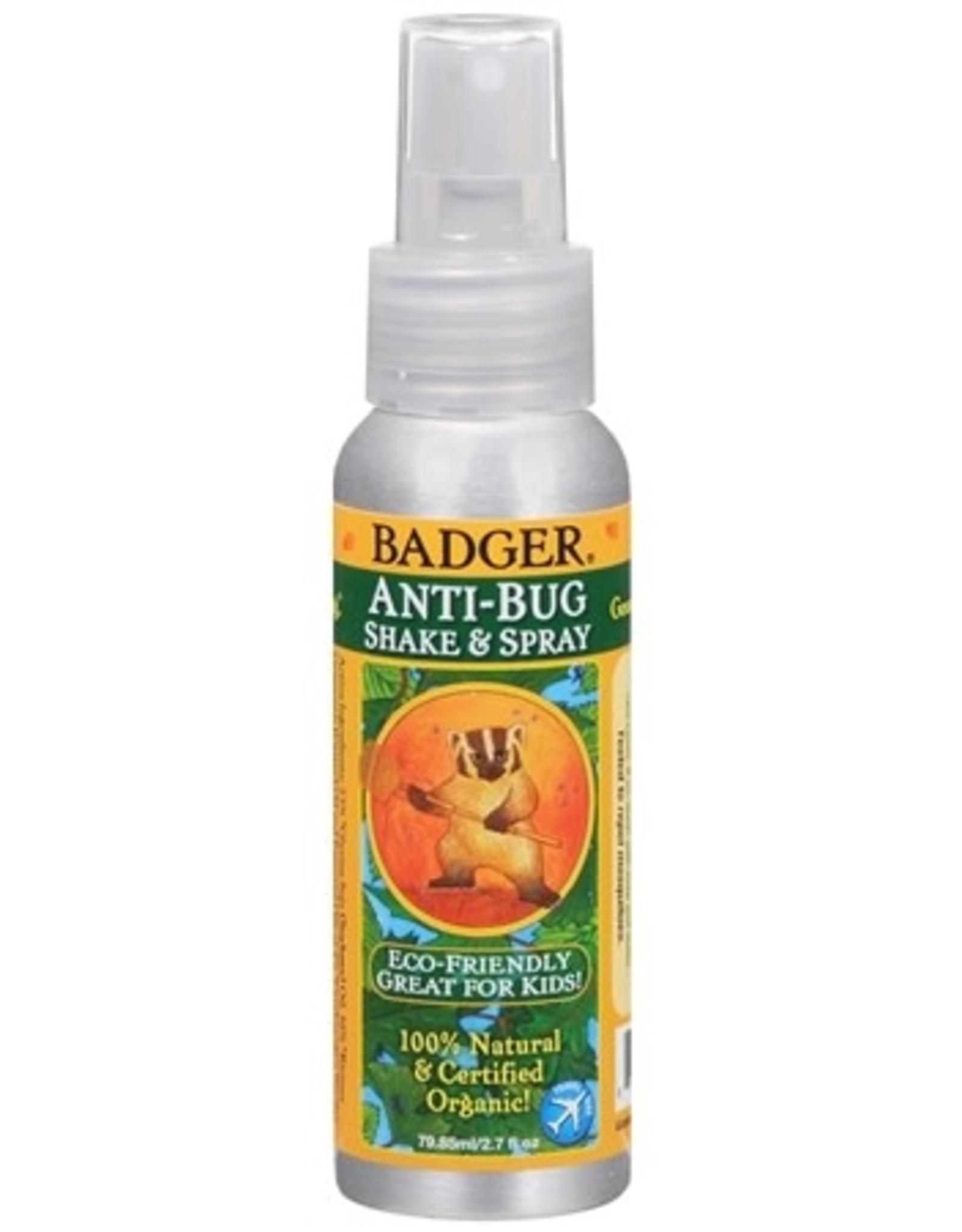 Badger Anti-bug Spray 2.7OZ