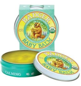 Badger Baby Balm Tin .75oz
