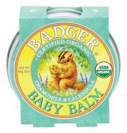 Badger Baby Balm Tin 2oz