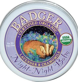 Badger Night Night Balm Tin .75oz