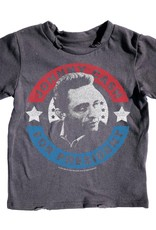 Rowdy Sprout Johnny Cash for President Tee