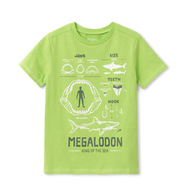 Hatley Megalodon Graphic Tee