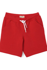 Hatley Red Terry Shorts