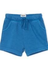 Hatley Moroccan Blue Baby Shorts