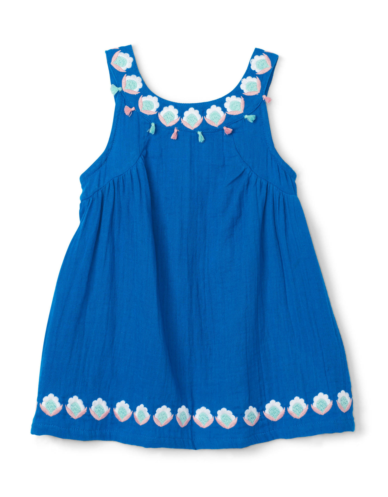 Hatley Floral Shells Baby Gathered Dress