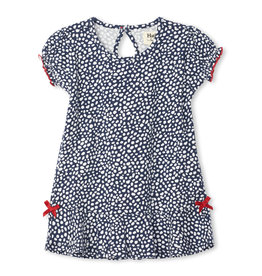 Hatley Delightful Dots Baby Flounce Hem Dress