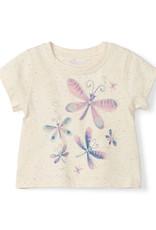 Hatley Painted Dragonflies Baby Tee