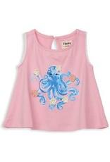Hatley Pretty Octopus Baby Tank Top