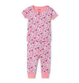 Hatley Summer Garden Organic Cotton Baby Short Sleeve PJ