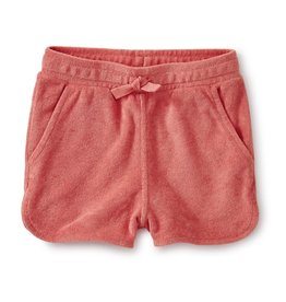 Tea Collection TEA Terry Cloth Shorts Mauve