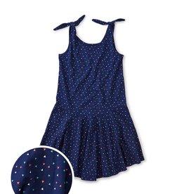 Tea Collection TEA Tie Shoulder Dress Confetti Nightfall