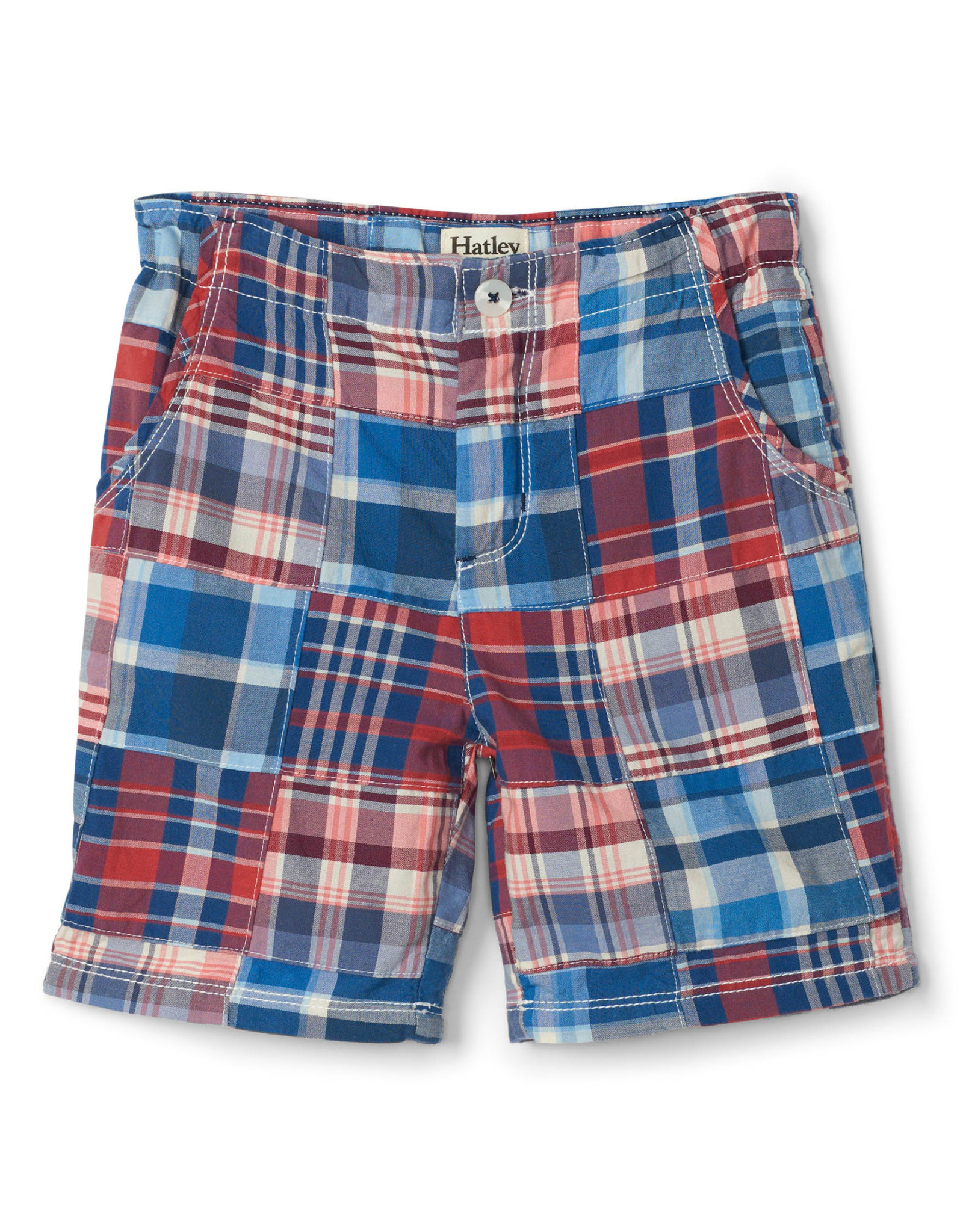 Hatley Madras Plaid Shorts