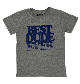 Tiny Whales Tiny Whales Best Dude Ever Tee