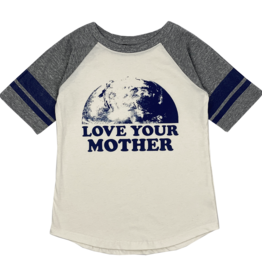 Tiny Whales Tiny Whales Love Your Mother Raglan