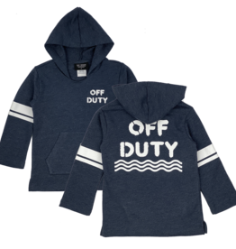 Tiny Whales Tiny Whales Off Duty Sweatshirt