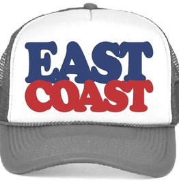 Tiny Whales East Coast Vibes Trucker Hat (years 5+)