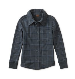 Tea Collection TEA Plaid Button Up Shirt Windowpane