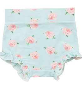 Angel Dear Angel Dear Petite Rose Ruffle Shorts