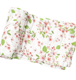 Angel Dear Angel Dear Cherry Blossom Swaddle