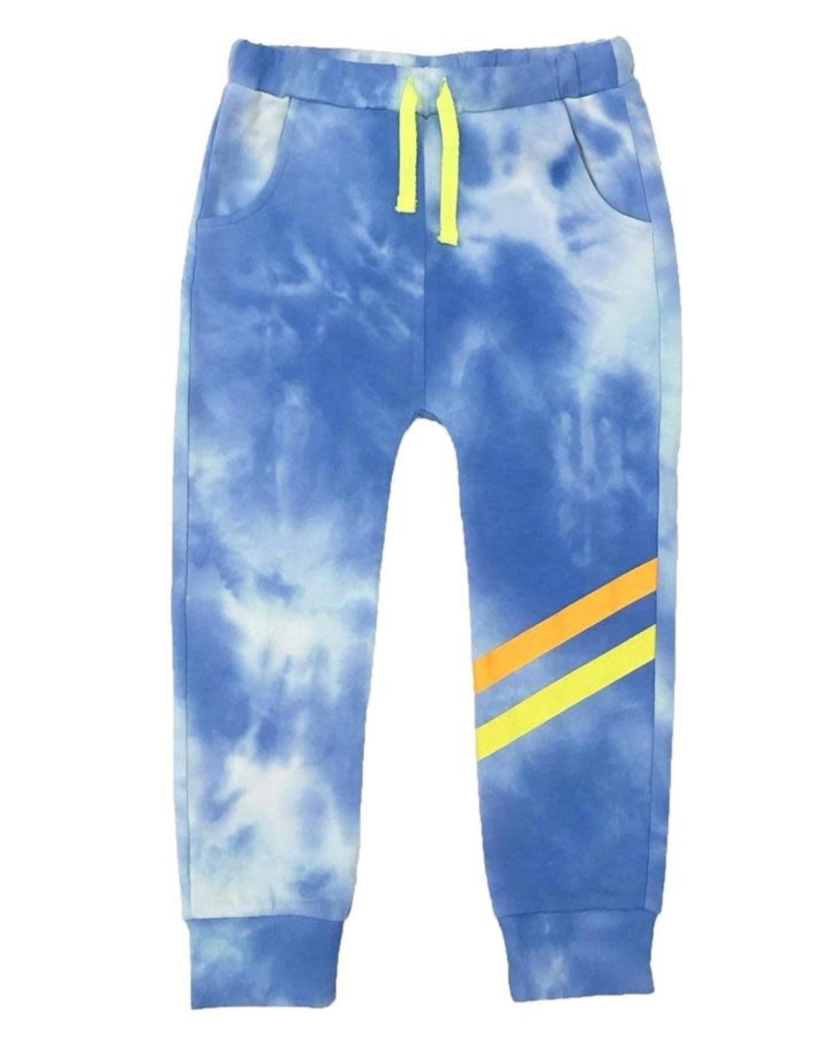 EGG EGG Chase Pant Blue Cloud Tye Tie Dye