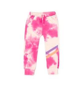 EGG EGG Chase Pant Pink Cloud Tye Tie Dye