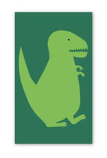 Dinosaur Enclosure Card