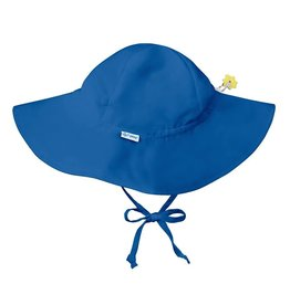 Brim Sun Protection Hat Royal Blue